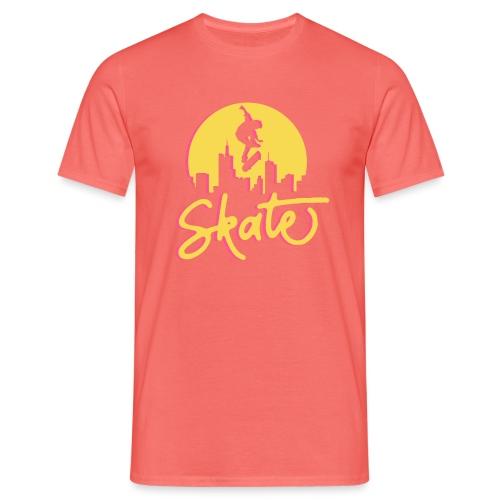 Skate - T-shirt herr