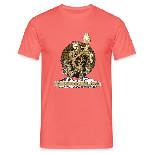 Höyrymarsalkan hienoakin hienompi t-paita - Miesten t-paita