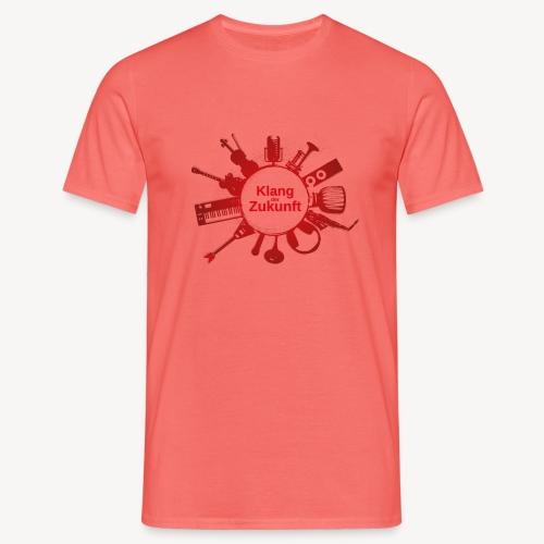 KdZ rot - Männer T-Shirt
