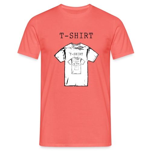 Danjslaskj sei tu - T-SHIRT 2 - Maglietta da uomo