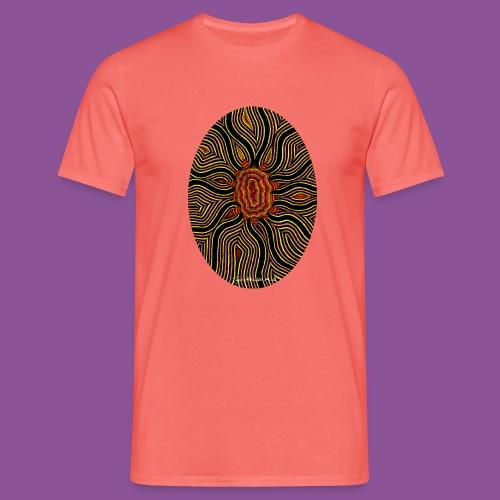 Aura 11 - Männer T-Shirt