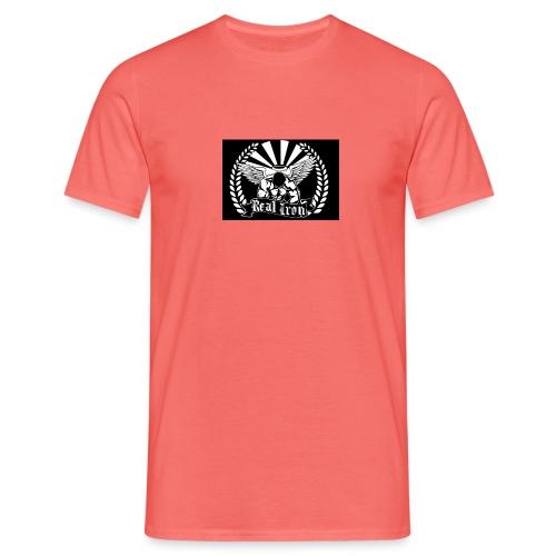 Logo Ironwear - Männer T-Shirt