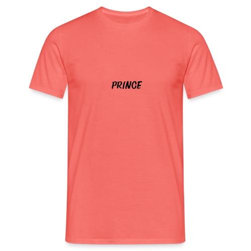 Prince noir - T-shirt Homme