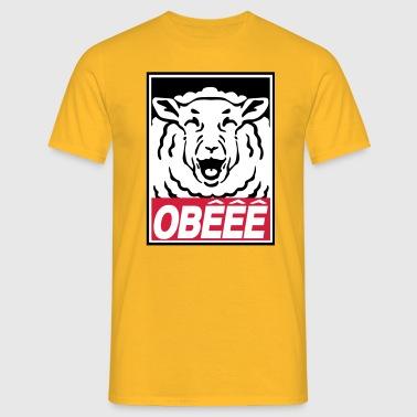 OBÊÊÊ - Männer T-Shirt