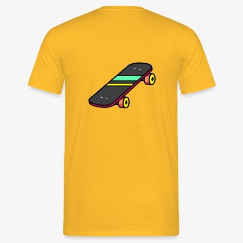 skate - T-shirt Homme