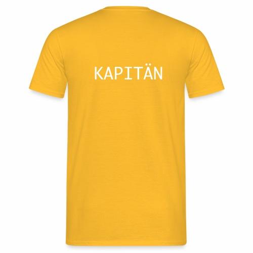 Kapitän Shirt - Männer T-Shirt