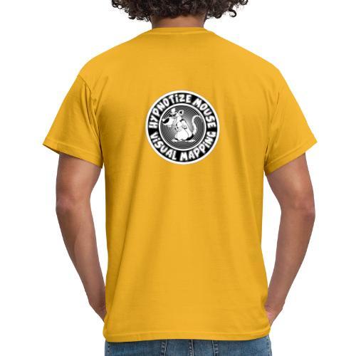 hypnotize mouse - T-shirt Homme