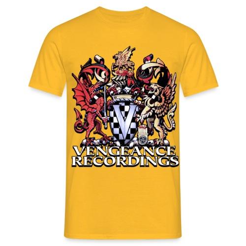 vengeance logo 2013 - Men's T-Shirt
