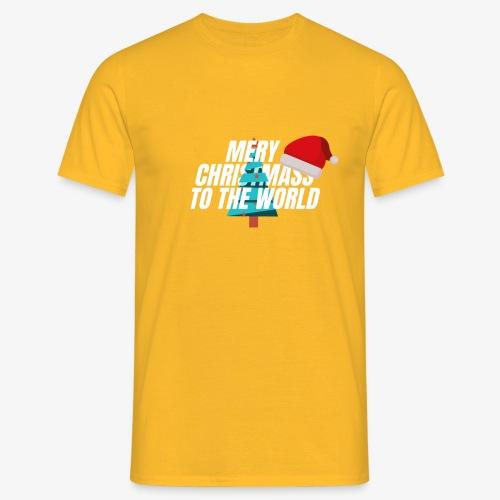 MERY CHRISTMASS - T-shirt Homme
