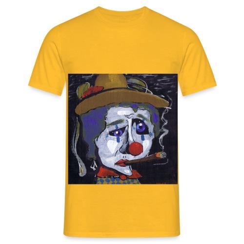 Clown png - Männer T-Shirt