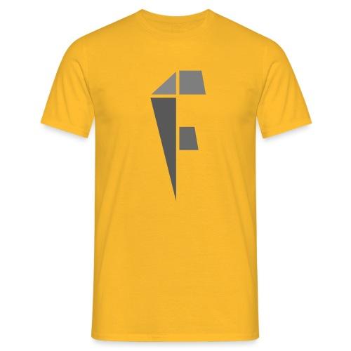 bnwlogodarker png - Men's T-Shirt