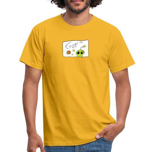 Gof White - Mannen T-shirt