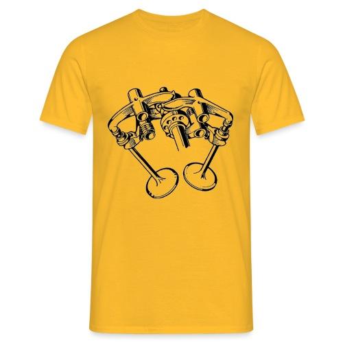 valvola desmo - Maglietta da uomo