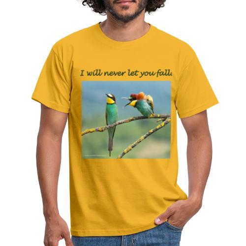 Amigos por siempre. - Camiseta hombre
