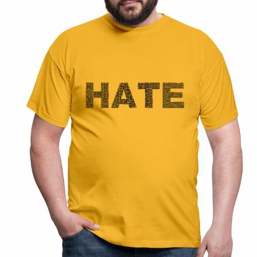 Hate - Koszulka męska