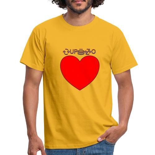 Cupido rompe corazones - Camiseta hombre