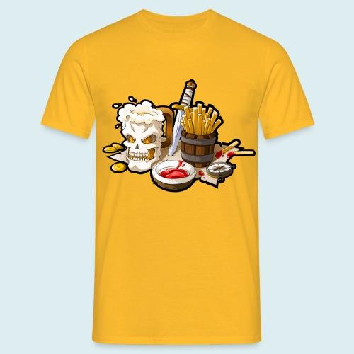 Arr menù - Maglietta da uomo