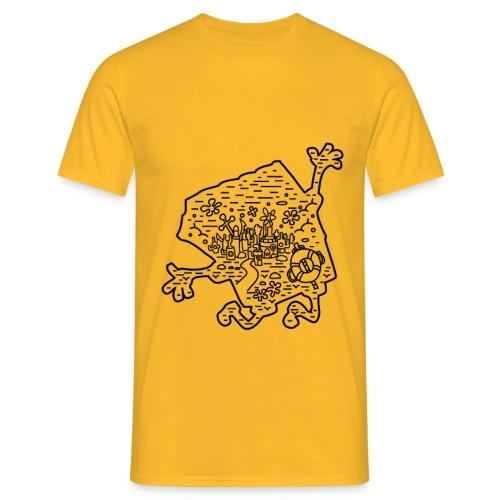 Der Meeresgrund - Männer T-Shirt