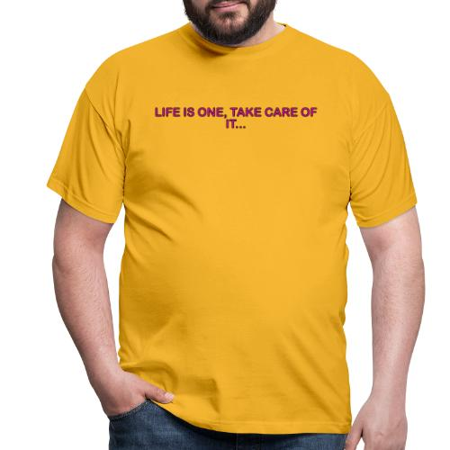 Motivación personal - Camiseta hombre