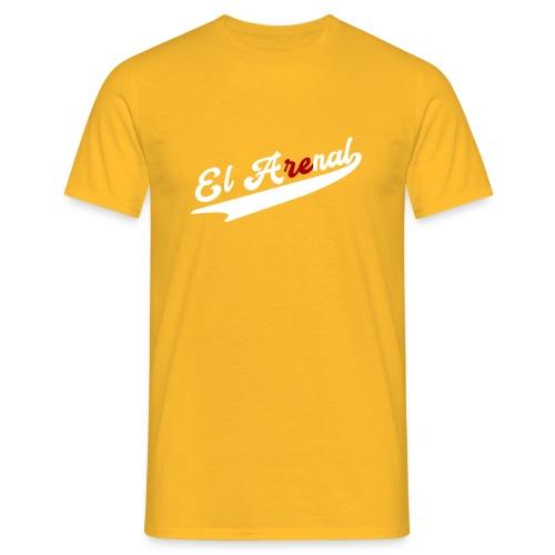 El A(re)nal - Männer T-Shirt
