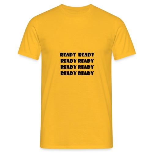 READY - Camiseta hombre