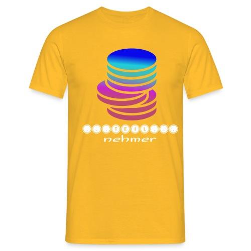 TEILnehmer - Männer T-Shirt
