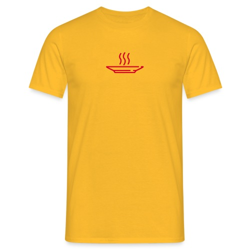 hot soup - Männer T-Shirt