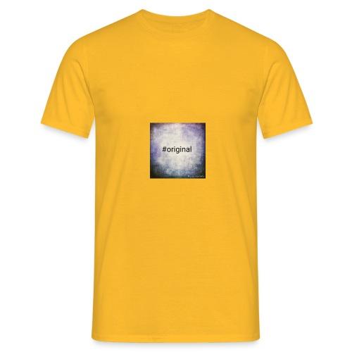 The Original is back - Männer T-Shirt
