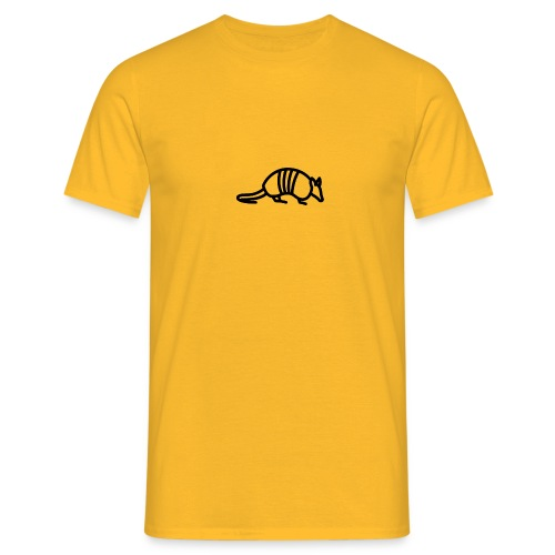 armadillo - Men's T-Shirt