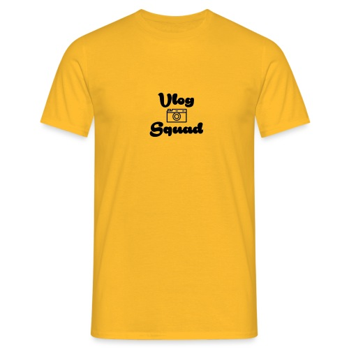 Vlog Squad - Men's T-Shirt