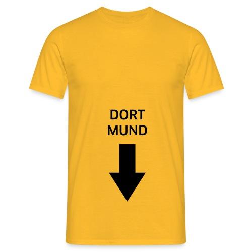 Dortmund - Männer T-Shirt