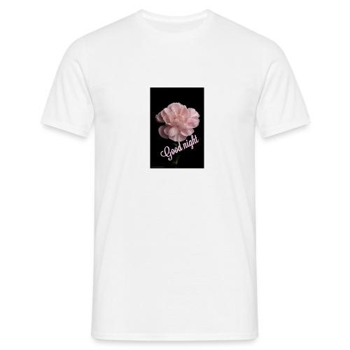 nelke - Männer T-Shirt
