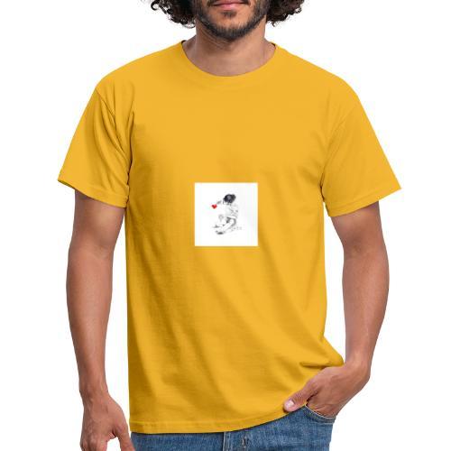 Artiste du coeur - T-shirt Homme