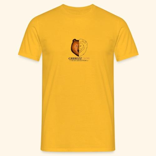 Grrrizzlyon - T-shirt Homme