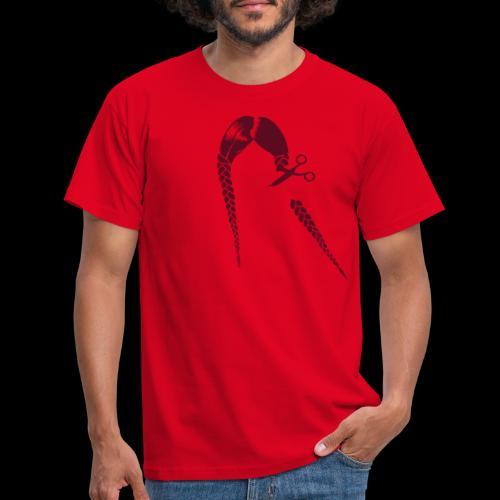 Greta FFF Fridays for future & Fridays for Hubraum - Männer T-Shirt