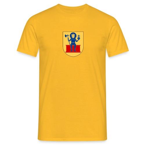 norrkoping stadsvapen - T-shirt herr