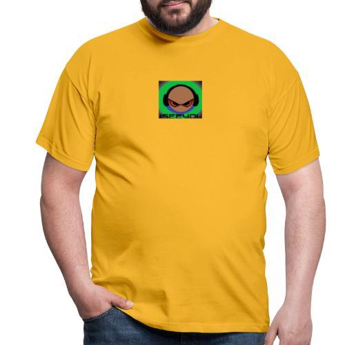 ISEEYOU - Männer T-Shirt