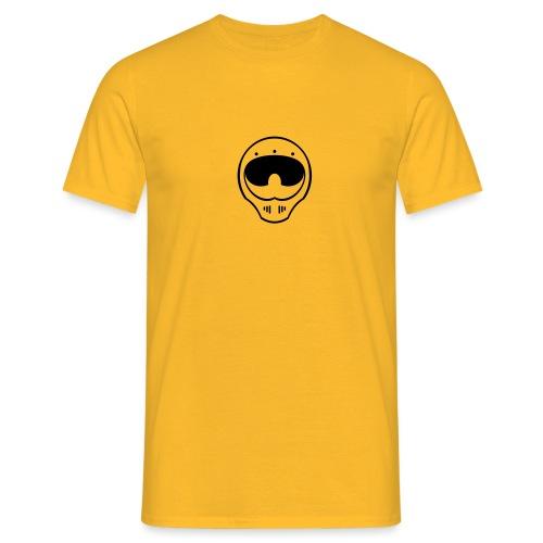 Giangio #YellowGoesFaster - Maglietta da uomo