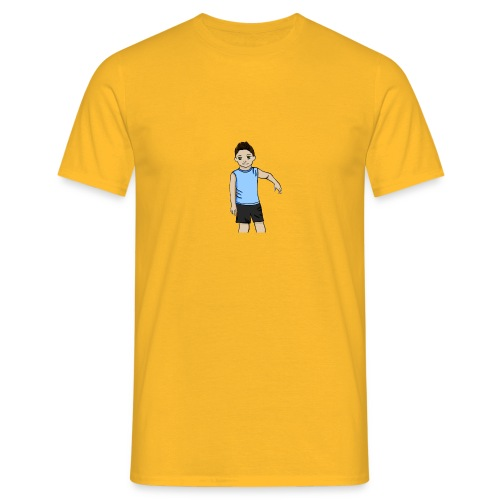 OfirGaming HD logo - Men's T-Shirt