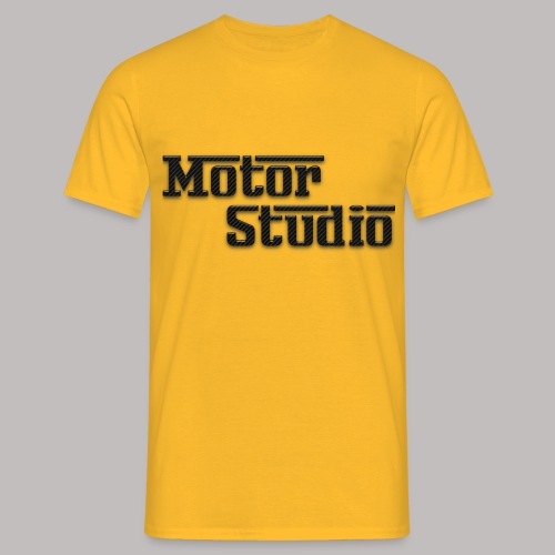 MOTORSTUDIO T SHIRT Carbo - Men's T-Shirt
