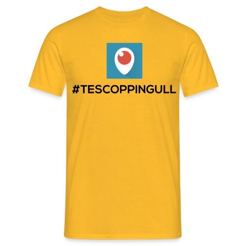 #TESCOPPINGULL - Maglietta da uomo
