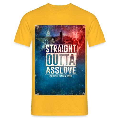 Johnny Caspar ASSLOVE - Männer T-Shirt