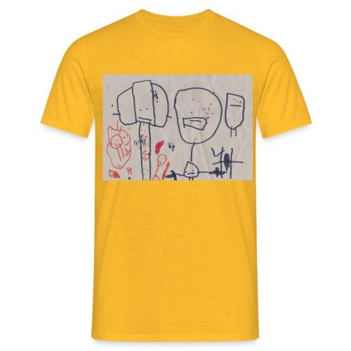 Kidsdesign1 - Männer T-Shirt