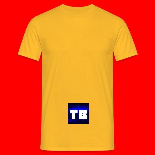 backgrounder 8 png - Men's T-Shirt