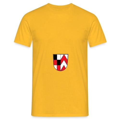 Bernstein - Wappen - Männer T-Shirt
