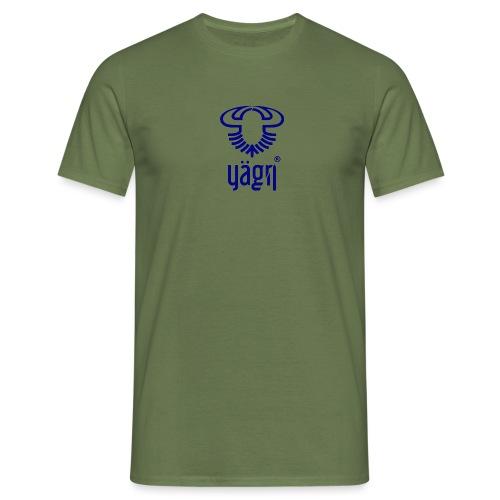 yägn unicolor - T-shirt Homme