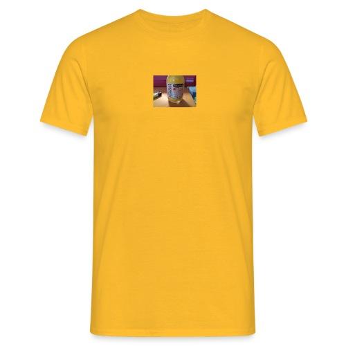 twitterweek_kadmiumgelb - Männer T-Shirt