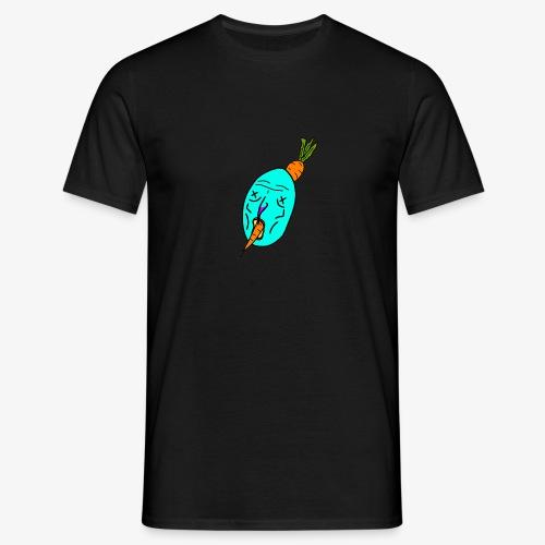 The Carrot - T-shirt herr