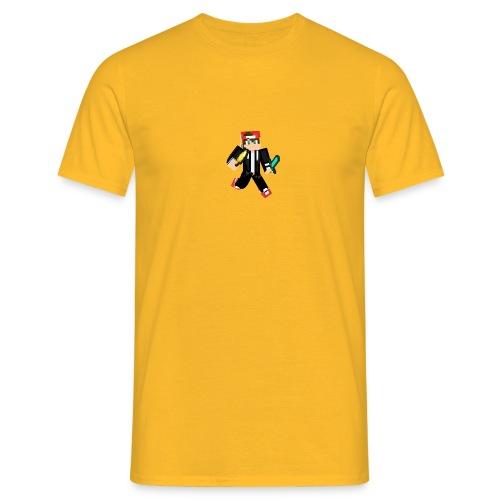 animated skin - Männer T-Shirt