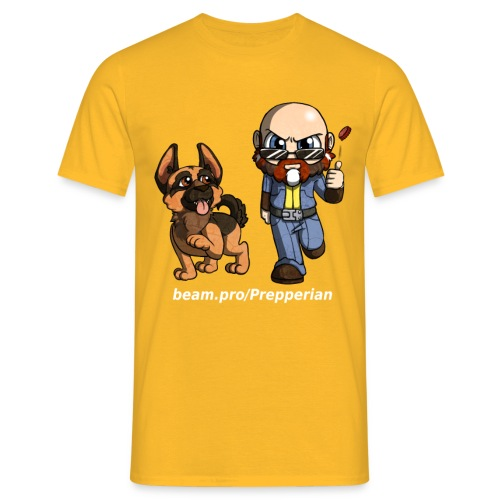 Prepp in FO4 Beam url - Men's T-Shirt